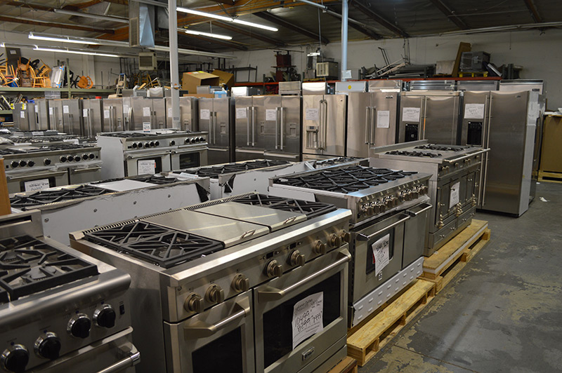 Appliance Outlet Group Up To 40 Off Retail
